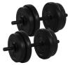 OEM MOVIT® egykezes súlyzó - 2 x 10 kg kézisúlyzó