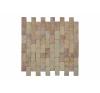 Márvány mozaik Garth, burkolat dekorburkolat