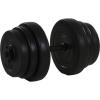 MOVIT® egykezes súlyzó - 1 x 20 kg