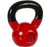 OEM Kettlebell súlyzó 4 kg MOVIT - vinyl bevonattal kettlebell