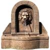 OEM Kerti csobogó- oroszlánfejű szökőkút 50 x 54 x 29 cm