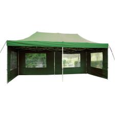 OEM Összecsukható kerti parti sátor – 3 x 6 m zöld party kellék