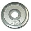 Súlytárcsa súlyzóhoz 1 kg - 25 mm