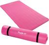 MOVIT jógamatrac - rózsaszín, 190 x 100 x 1,5 cm tornaszőnyeg