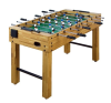 OEM Asztali foci - bükkfa, 121 x 101 x 79 cm csocsó