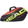 Head táskák tenisz Head Extreme 12R Monstercombi 283216 fekete-czerwona