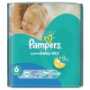 Pampers Active Baby Value Pack Extra Large Pelenka, 36 db (4015400735823)