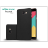 Samsung A9000 Galaxy A9 (2016) hátlap képernyővédő fóliával - Nillkin Frosted Shield - fekete