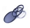 B+W clear szűrő 007 - MRC nano felületkezelés - XS-pro digital foglalat - 37 mm videókamera kellék
