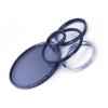 B+W cirkuláris polárszűrő S03 - egyszeres felületkezelés - F-pro foglalat - 55 mm