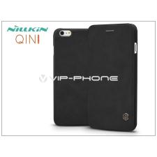 Nillkin Apple iPhone 6/6S oldalra nyíló flipes tok - Nillkin Qin - fekete tok és táska