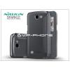 LG K4 K120E oldalra nyíló flipes tok - Nillkin Sparkle - fekete