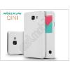 Nillkin Samsung A510F Galaxy A5 (2016) oldalra nyíló flipes tok - Nillkin Qin - fehér