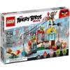 LEGO Malac város lerombolása