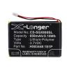 H503448 1S1P Akkumulátor 850 mAh