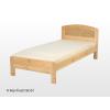 Kofa Emese bükk ágykeret 90x200 cm