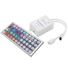 LEDvonal Dimmer , RGB , Távirányítós , 12V (12A/144W) , 44 gombos
