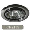 LEDvonal Beépíthető spot lámpatest Argus CT-2115 króm