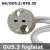 LEDvonal GU5.3 foglalat 12V , G4/GU5.3/GY6.35 is , beépíthető