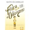 Kate DiCamillo Flóra és Odüsszeusz