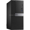 Dell Optiplex 3040 Mini Tower | Pentium G4400 3,3|4GB|0GB SSD|4000GB HDD|Intel HD 510|W7P|3év
