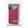 Tork 18342 Advanced szalvéta 33, tissue piros 3 rétegű