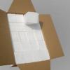 Bokk Paper Hajtogatott Kéztörlő Fehér 2 rétegű Bokk 100% cell