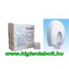 Kimberly Clark Hostess Hajtogatott toalettpapír, 2 rétegű, fehér + adagoló