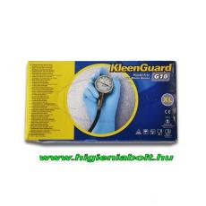 """Kimberly Clark KC Kleenguard G10 """"XL""""-es kék nitril kesztyű,"""