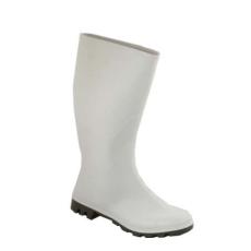MUNKAVEDELEM PVC csizma Fehér, Méret: 38-48