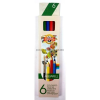KOH-I-NOR színes ceruza 6 DB-OS AQUARELL 3715/6 7140060000
