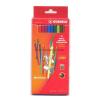 STABILO színes ceruza 12 DB-OS 1912/77-03