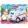 Castorland puzzle 30 db-os - Mentő orvos