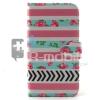 Samsung Galaxy J5 Bőrtok Mintás RMPACK Word Series W-11