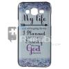Samsung Galaxy J5 Mintás Műanyag Tok RMPACK Dream's&Life Stlye B002