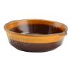 Perfect home 15510 Agyag római sütőtál kerek mázas 1 literes