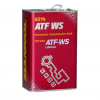Mannol 8214-4ME ATF WS Automatic Special automataváltó-olaj, 4lit. fémdoboz