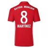 Adidas Bayern München Hazai MARTÍNEZ Mez 2016-2017