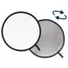 Lastolite LR2031 összecsukható derítőlap 50cm (ezüst/fehér)