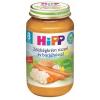 Hipp Zöldségkrém rizzsel és borjúhússal 220g