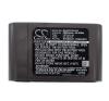 17083-2811 akkumulátor 2000 mAh kisháztartási gépek kiegészítői