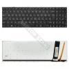 Asus 0KN0-M32HU23 gyári új magyar háttérvilágításos laptop billentyűzet, keret nélkül