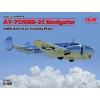 ICM AT-7C/SNB-2C Navigator repülőgép makett ICM 78183