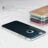 Apple iPhone 6/6S hátlap - IMAK Bling Slim - zöld