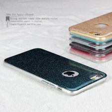Apple iPhone 6/6S hátlap - IMAK Bling Slim - zöld tok és táska