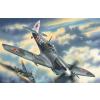 ICM Spitfire Mk. LF. IXE katonai repülőgép makett ICM 48066