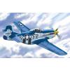 ICM Mustang P-51D-15 katonai repülőgép makett ICM 48151