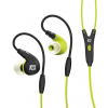 MEE audio M7P Secure-Fit Sports In-Ear Headphones with Mic Green
