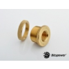 Bitspower G1/4 True Brass CaseTop Water-Fill SET - arany /BP-TBWP-C04/