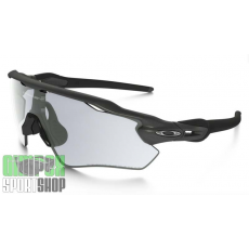 OAKLEY Radar EV Path Steel Clear Black Iridium Photochromic Activated